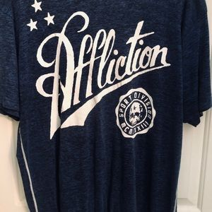 Men's Affliction shirt
